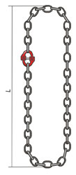 СЦК – строп на цепях кольцевой